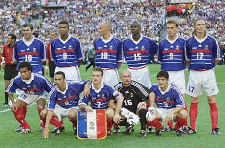 World Cup 98. Planet World Cup - 1998